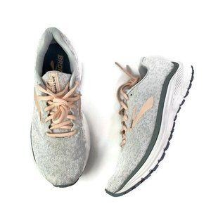 Brooks Anthem 2 Gray Peach Running Shoes